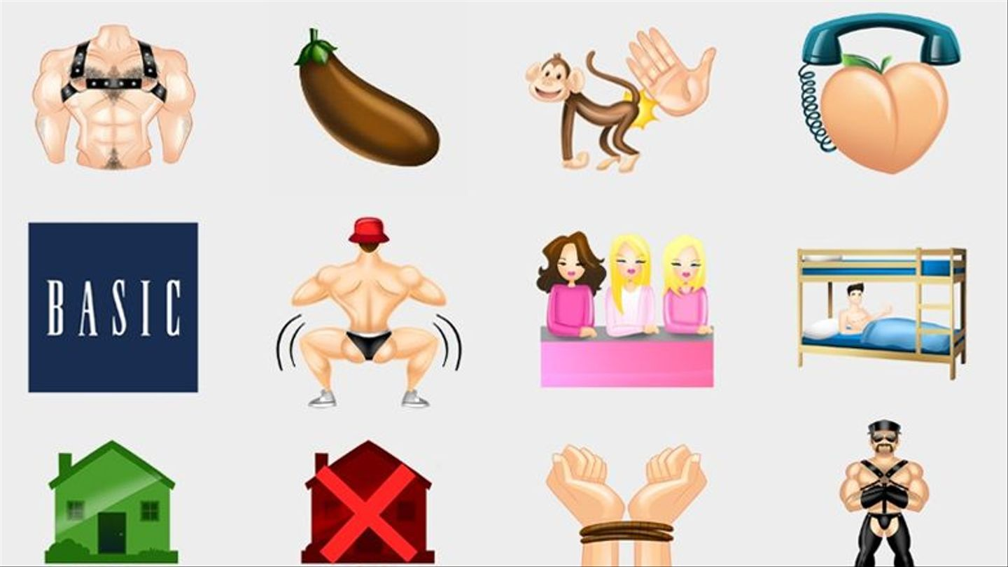 Grindr launches custom emojis and theyre hilariously naughty grindr launches custom emojis and theyre hilariously naughty newnownext biocorpaavc