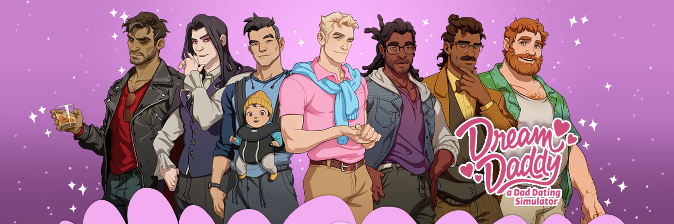River Dream Daddy Hookup Simulator Characters