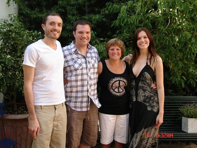 Image result for mandy moore and brothers