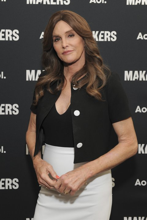 RANCHO PALOS VERDES, CA - FEBRUARY 02:  Television personality Caitlyn Jenner attends the 2016 MAKERS Conference Day 2 at the Terrenea Resort on February 2, 2016 in Rancho Palos Verdes, California.  (Photo by Angela Weiss/Getty Images for AOL)