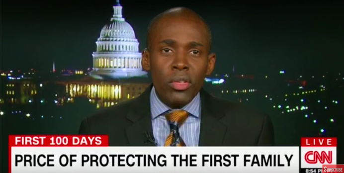 CNN host shuts down guest for making 'fake news' claim