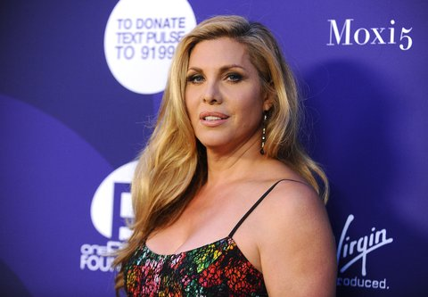 LOS ANGELES, CA - AUGUST 19:  Actress Candis Cayne attends a benefit for onePULSE Foundation at NeueHouse Hollywood on August 19, 2016 in Los Angeles, California.  (Photo by Jason LaVeris/FilmMagic)