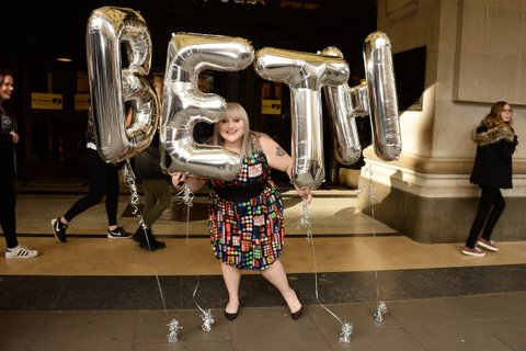 LONDON, ENGLAND - FEBRUARY 18:  Beth Ditto fashion collection launch at Selfridges on February 18, 2016 in London, England.  (Photo by David M. Benett/Dave Benett / Getty Images for Beth Ditto)