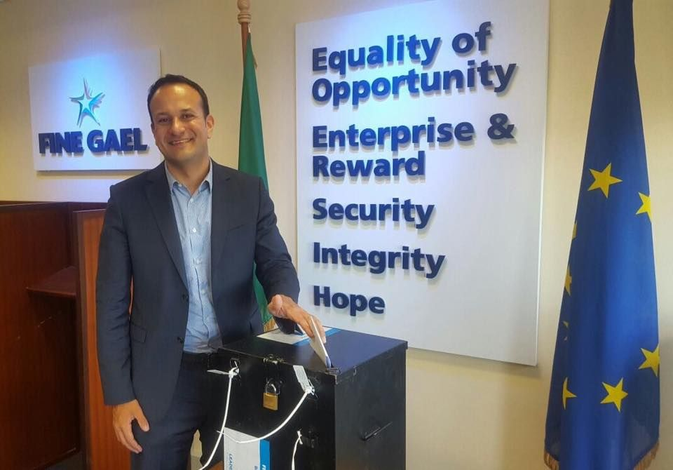 Leo Varadkar: Ireland set to have first gay PM