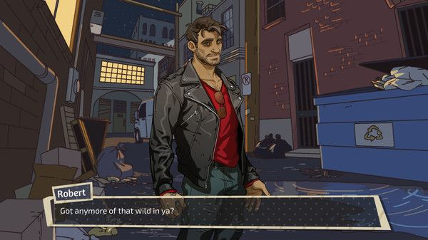 Dad dating simulator Dream Daddy heads to Steam next month