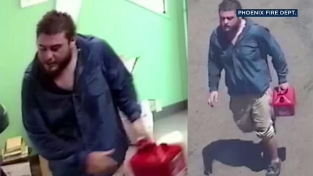 Man Sets Fire to Phoenix LGBT Youth Center, Search Underway for Suspect