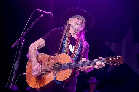 Willie Nelson Performs At ACL Live