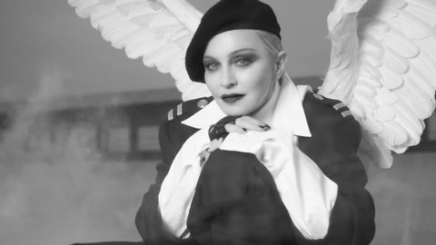 madonna wings