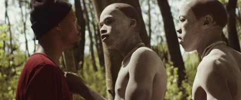 A film still from The Wound, an official selection of the World Cinema Dramatic Competition at the 2017 Sundance Film Festival. Courtesy of Sundance Institute.