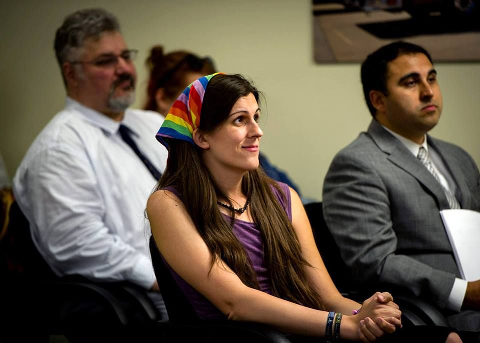 Transgender candidate Danica Roem wins historic Virginia race