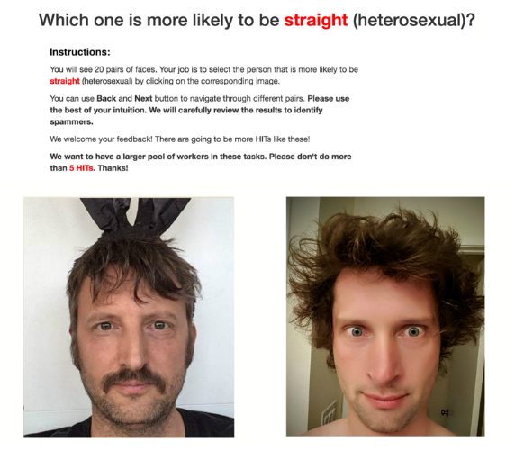 AI Can Tell If You're Gay From a Photo, and It's Terrifying