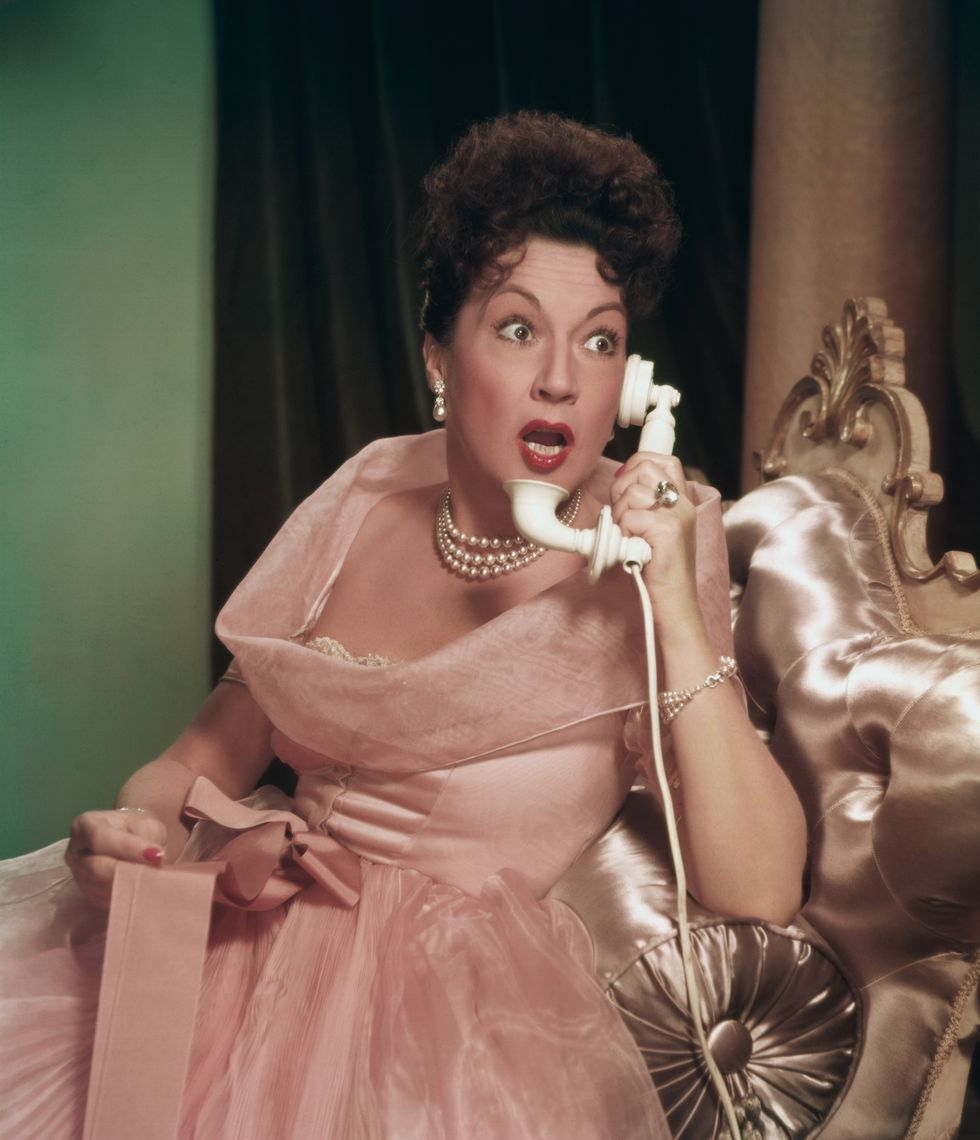what was ethel merman u0027s shady review of