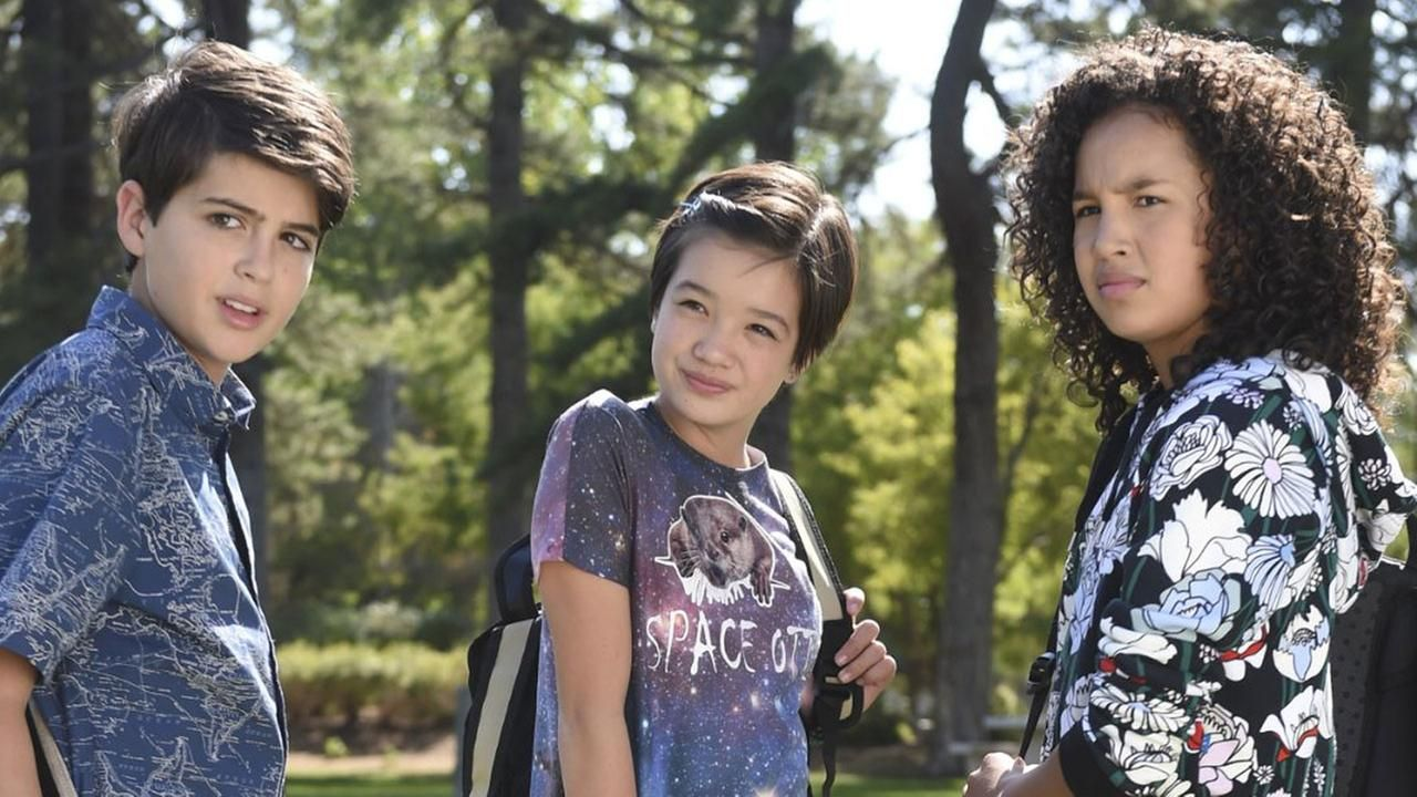 In A Disney Channel First, 'Andi Mack' Character To Come Out Gay