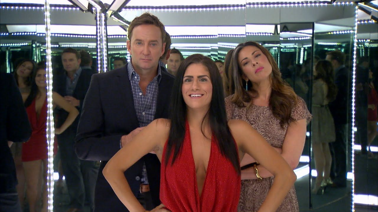 Clinton Kelly reacts to Stacy London blocking him on Twitter