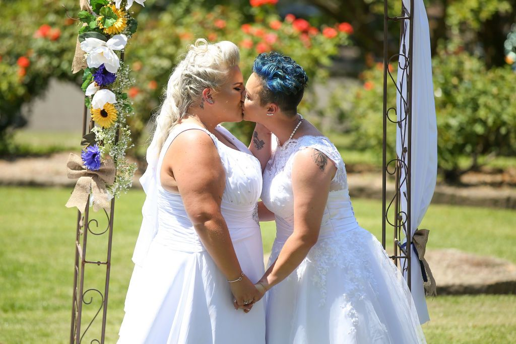 Australia's 1st Legal Same-Sex Weddings Were Today & We're Crying Happy Tears