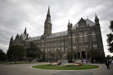 the oldest catholic university in america just approved lgbt
