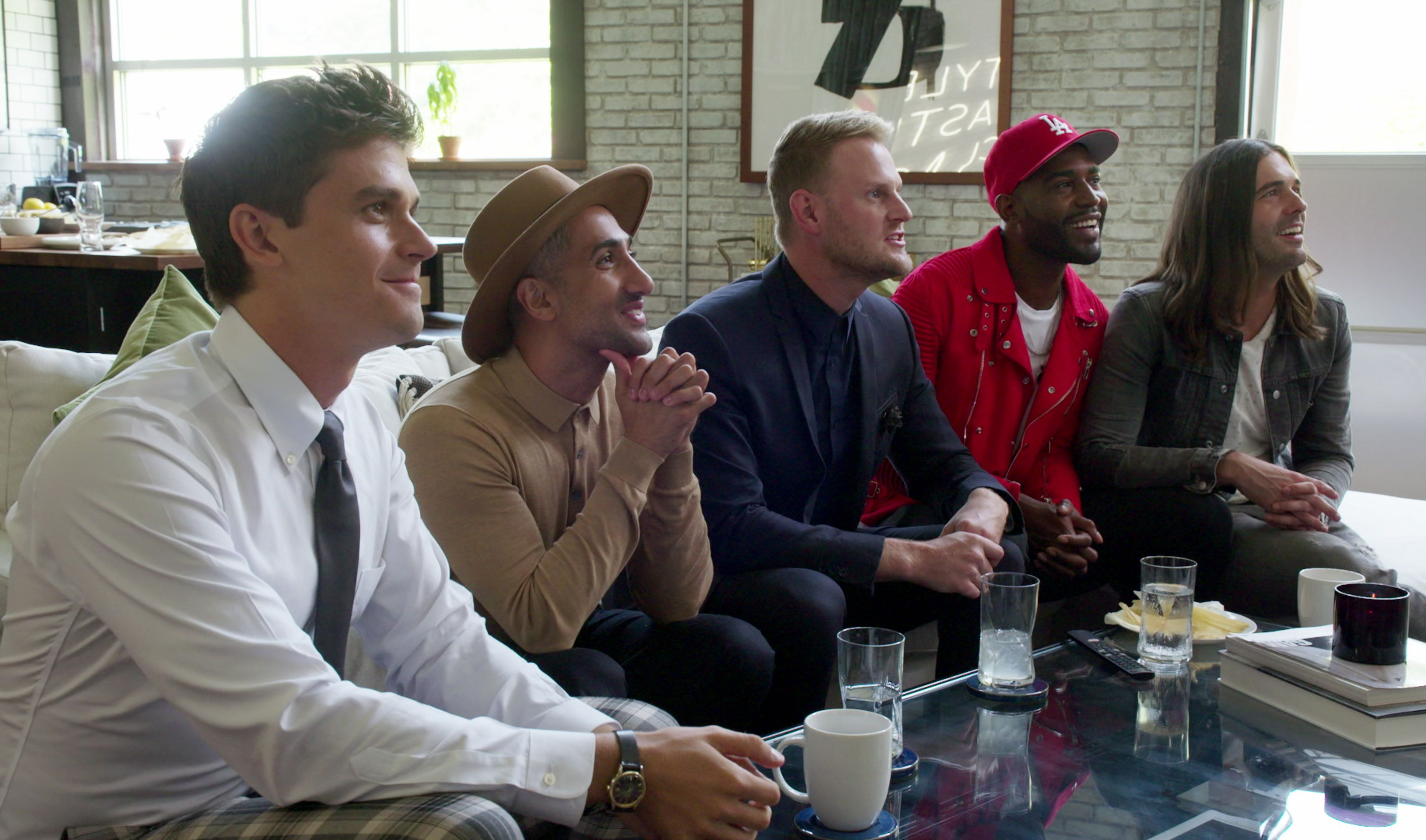 'Queer Eye' Reboot Trailer Debuts: Meet the New Fab 5!