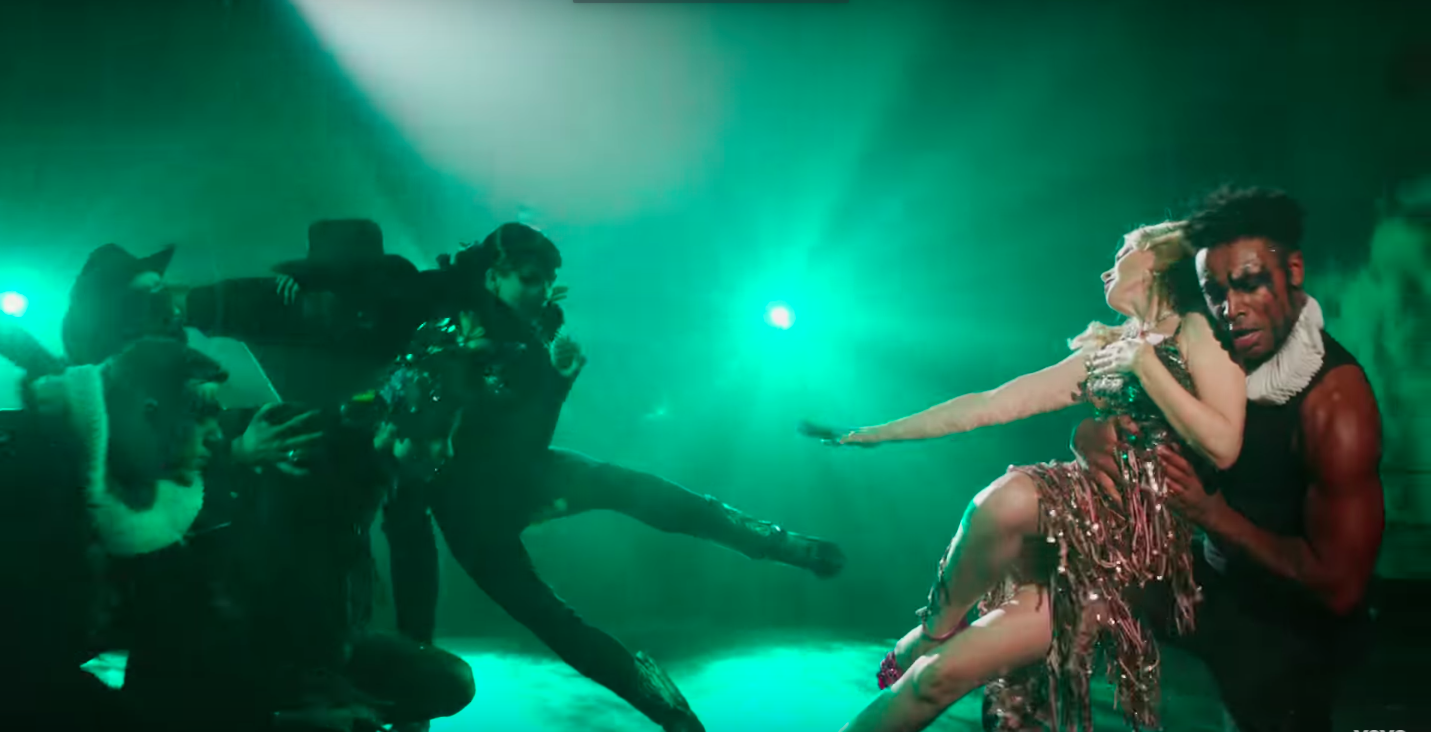 Kylie Minogue's 'Dancing' Video is a Dazzling Disco-Style Visual