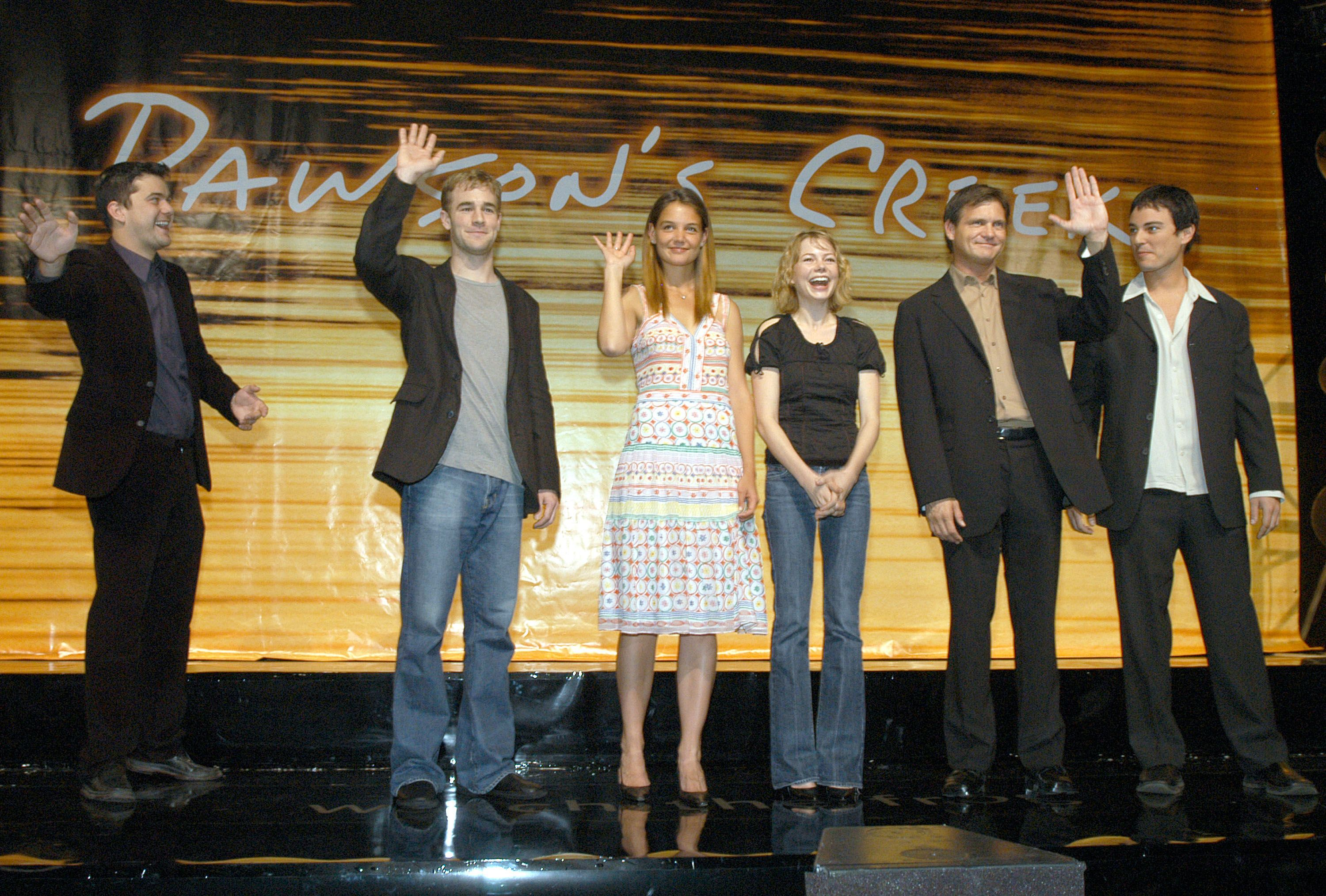 Dawson's Creek Cast: Then and Now