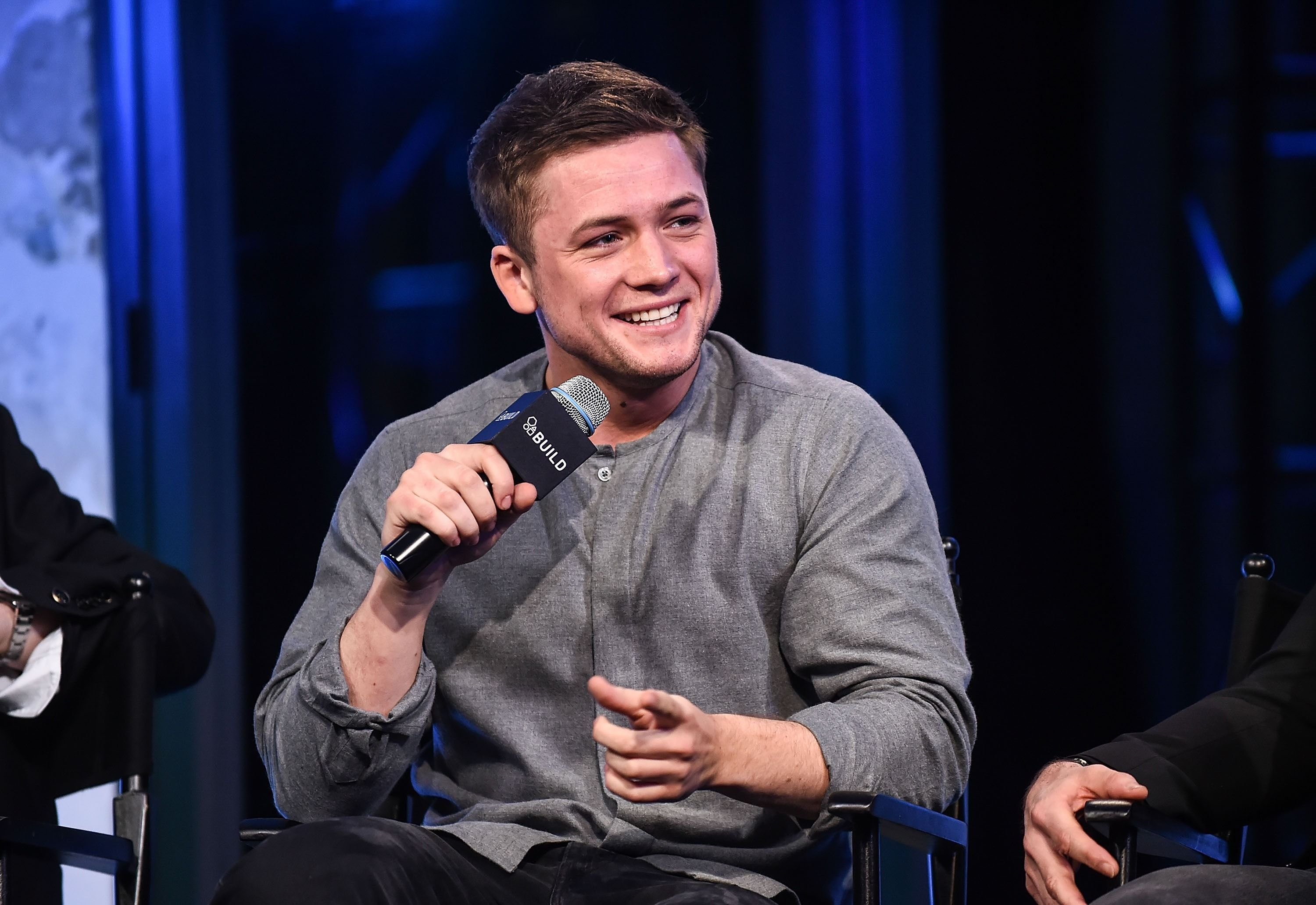 Elton John biopic: Taron Egerton to play the iconic singer in Rocketman
