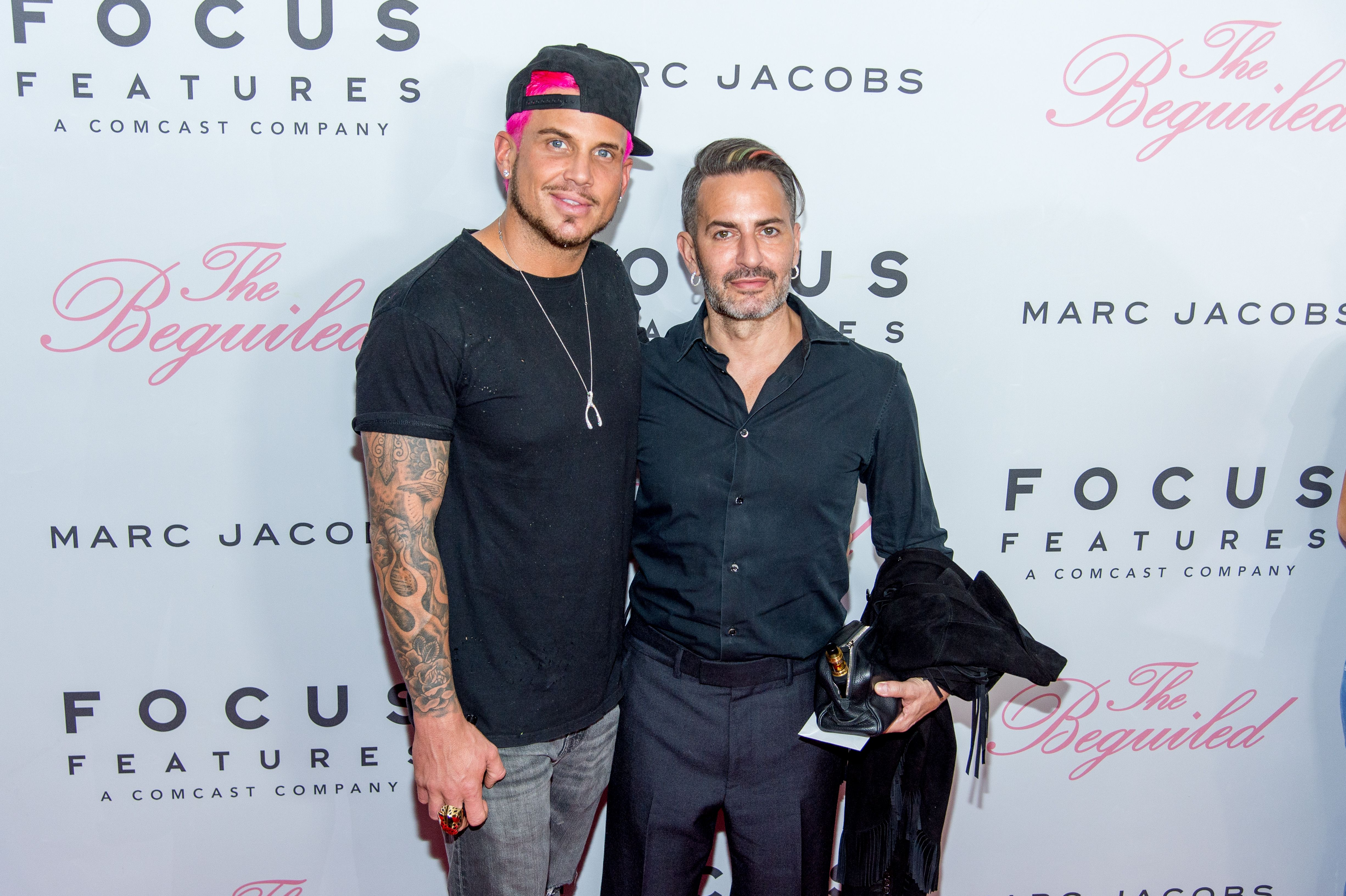 Who is Charly DeFrancesco? Marc Jacobs gets engaged in a Chipotle