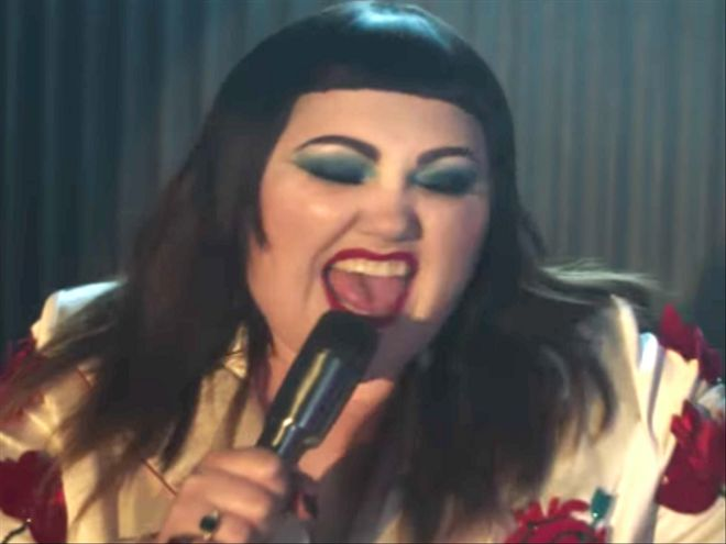 queer rocker beth ditto sears with new solo track fire newnownext. Black Bedroom Furniture Sets. Home Design Ideas