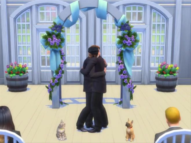 sims 4 how to take dogs for a walk