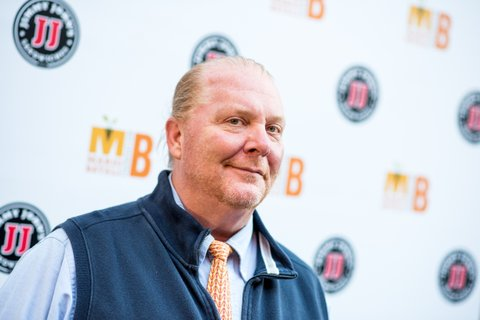 NEW YORK, NY - OCTOBER 16:  Chef  Mario Batali attends the Mario Batali foundation honors dinner honoring Jose Andres at Del Posto Ristorante on October 16, 2016 in New York City.  (Photo by Roy Rochlin/Getty Images)