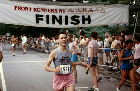 from Cooper front runners raleigh gay run club
