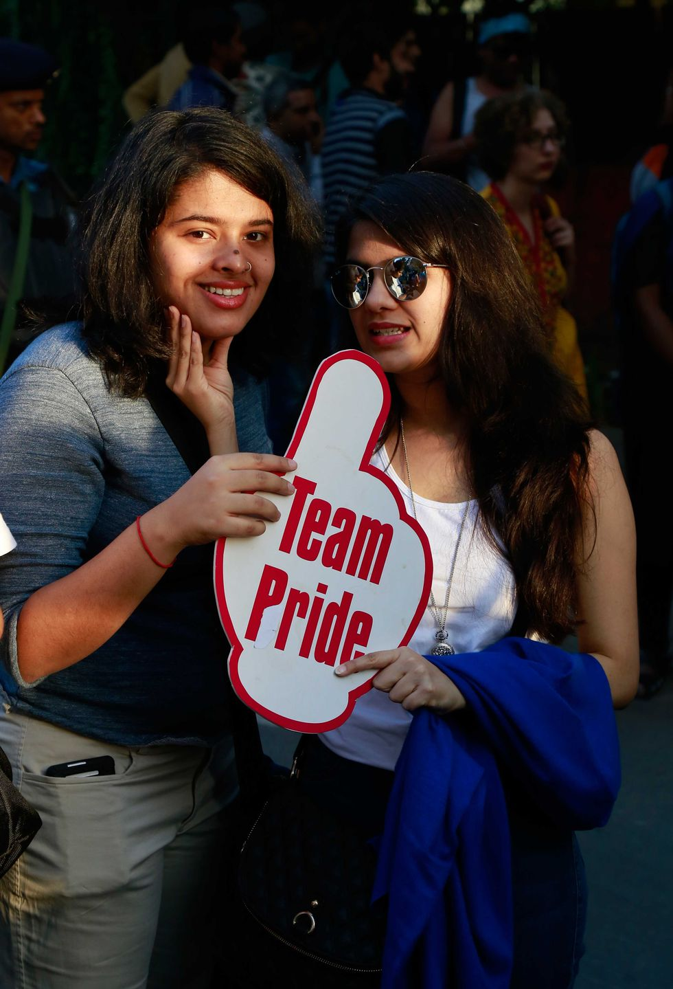 after a lesbian couple reportedly married in india, their parents