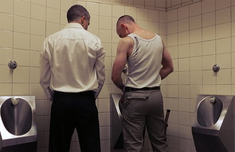 Museum exhibit dedicated to gay sex in public toilets - Banos gay ...