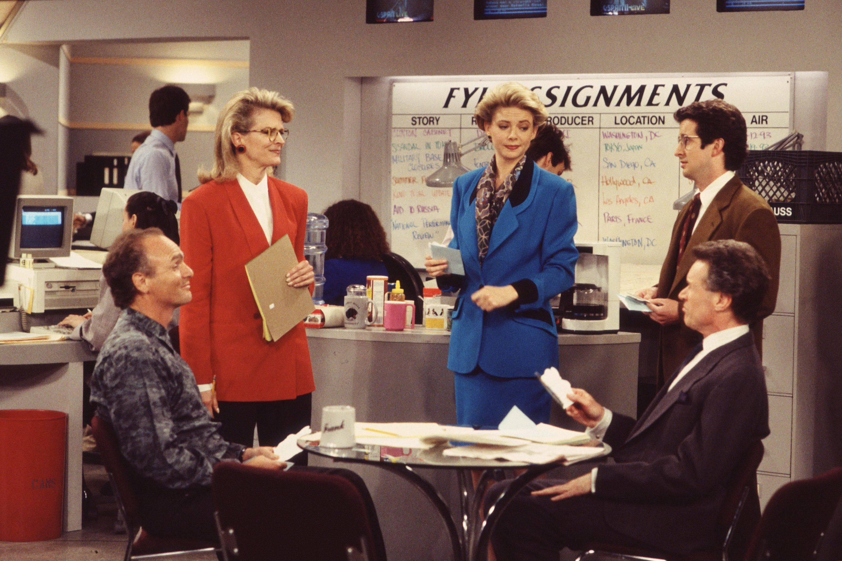 CBS's 'Murphy Brown' Revival to Take on 'Fox & Friends' vs. 'Morning Joe'