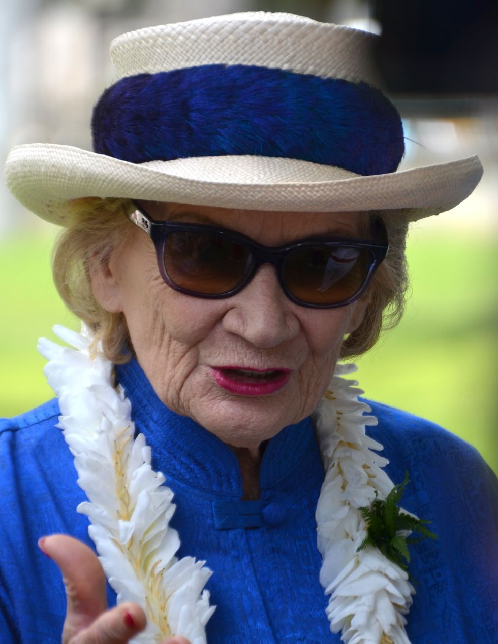 america's last remaining princess is a 91-year-old lesbian | newnownext
