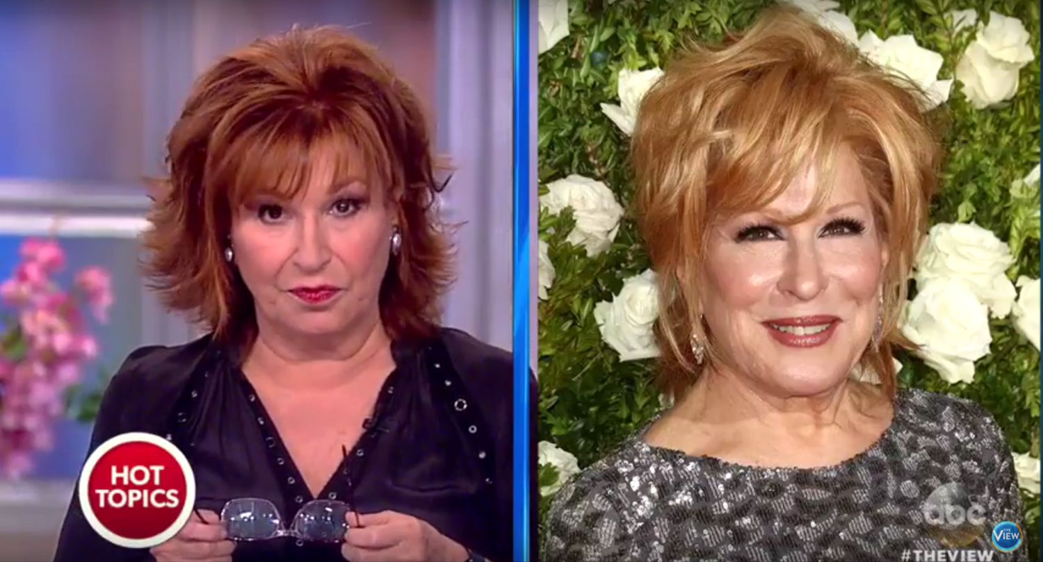 "Joy Behar Offered Chance To Star In Touring Version Of ""Hello, Dolly!"""