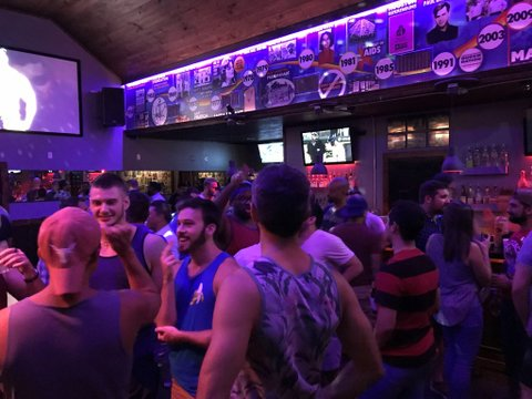 The 50 Most Popular Gay Bars In The United States   NewNowNext